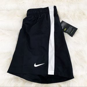 🌸 NIKE Running Shorts Pants DRI Fit Dry Black